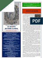 La Gazeta de Mora Claros nº 122 - 02092011