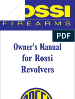 Rossi Manual Revolvers