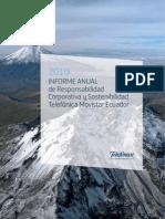 Informe Anual de Responsabilidad Corporativa 2010
