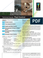 Pest Control Promo 2009