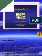 aula Ilaboratorio clinico