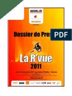 La R'Vue 2011 - Dossier Presse