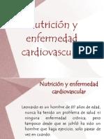 Caso nutrición y ECV