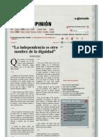 Jornada- UNAM- Eduardo Galeano Discurso Febrero-2011