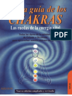 Anodea Judith - Guía de Los Chakras