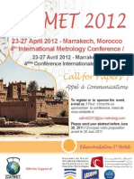 Call for Papers_CAFMET2012