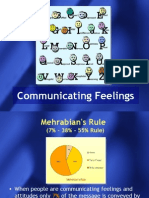Communicating Feelings