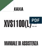 Dragstar 1100 ITA
