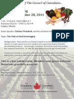 Calgary Meeting Sept 20 Copy