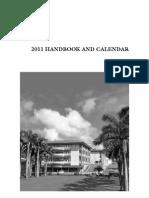 2011 Handbook Calendar v1