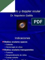 Ultrasonido y Doppler Ocular