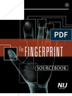 Forensic Fingerprints FBI Fingerprint Source Book 225320