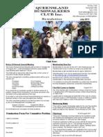 201107 Newsletter