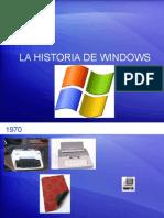 Historia Windows