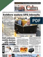 Morning Calm Korea Weekly, Sept. 2, 2011