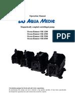 Aqua Medic Ocean Runner