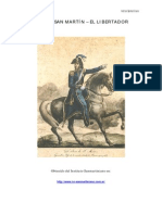 Biografia de Jose de San Martin
