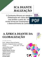 A ÁFRICA DIANTE DA GLOBALIZAÇÃO III