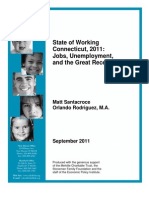 State of Working Connecticut 2011