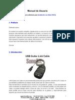MANUAL GUITAR LINK Instalacion Con Driver ASIO