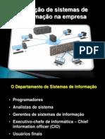 a função do sistemas de informação na empres