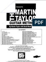Martin Taylor Jazz Guitar Method