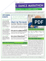 UNC-DM September 2011 Newsletter