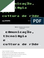 Livro Comunicação, Tecnologia e Cultura de Rede