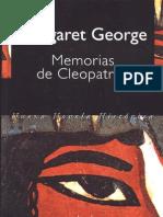 Margaret - Memorias de Cleopatra II