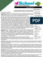 Salford School 3 Page Newsletter 02.09.11