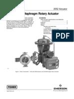 2052 Rotary Actuator