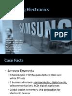 Case Analysis Strategic Management Samsung  [download to view full presentation]