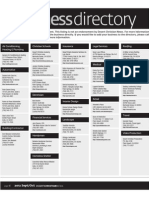 DCN SEPT 2011 — BUSINESS DIRECTORY