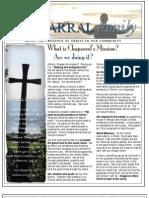 Newsletter for April 2011