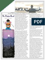 Newsletter for June 2011