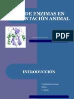 ENZIMAS DE ALIMENTACION ANIMAL