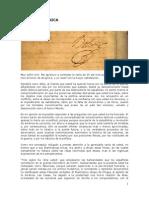 Simón Bolivar - Carta de Jamaica