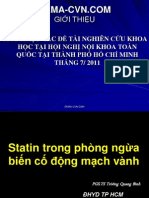 03.Pgs q Binh Bao Cao Bv Thong Nhat 2011