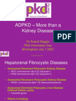 ADPKD - More Than a Kidney Disease - Dr Anand Saggar - Jul 7 2007