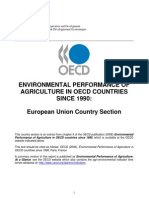 Environmental Performance of Agri in OECD 1990 Onwards