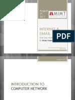 Internet & Email Workshop