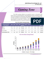 Gaming Zone Repoer 2009