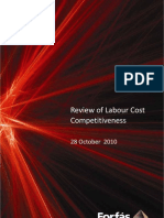 Forfas101126-Review of Labour Cost Competitiveness