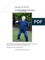 Tai Chi Breathing Exercises