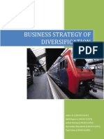 Diversification Strategy Abstract