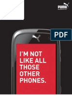 Bedienungsanleitung PUMA-PHONE De