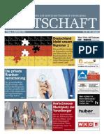 Die Wirtschaft 2. September 2011