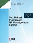 10 Best Hr Practices HR Management