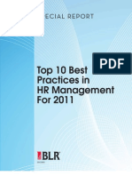 10 Best Hr Practices HR Management