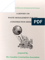 Waste Management Construction